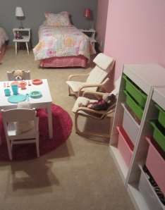 Granddaughters Room