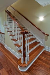 Old World European Stairs