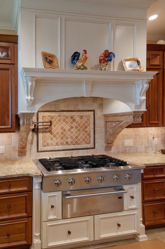 Design Elements Creating Style Through Kitchen Backsplashes Stylish Living With Rci