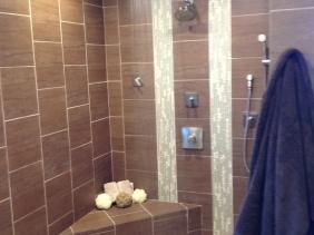 RCI Starfish House Master Shower