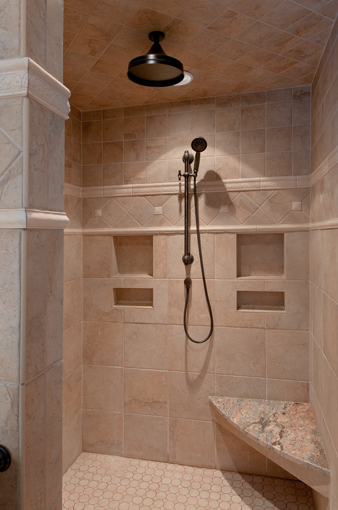 shower renovation inspiration stylish living with rci. Black Bedroom Furniture Sets. Home Design Ideas