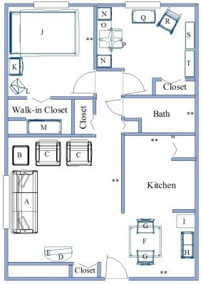 RCI Interior Design Senior Downsizing