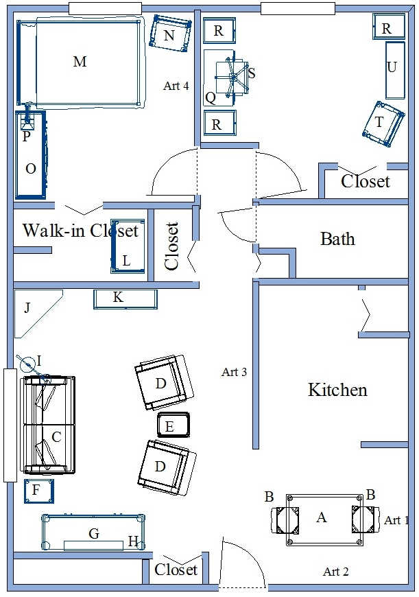 Birch floorplan