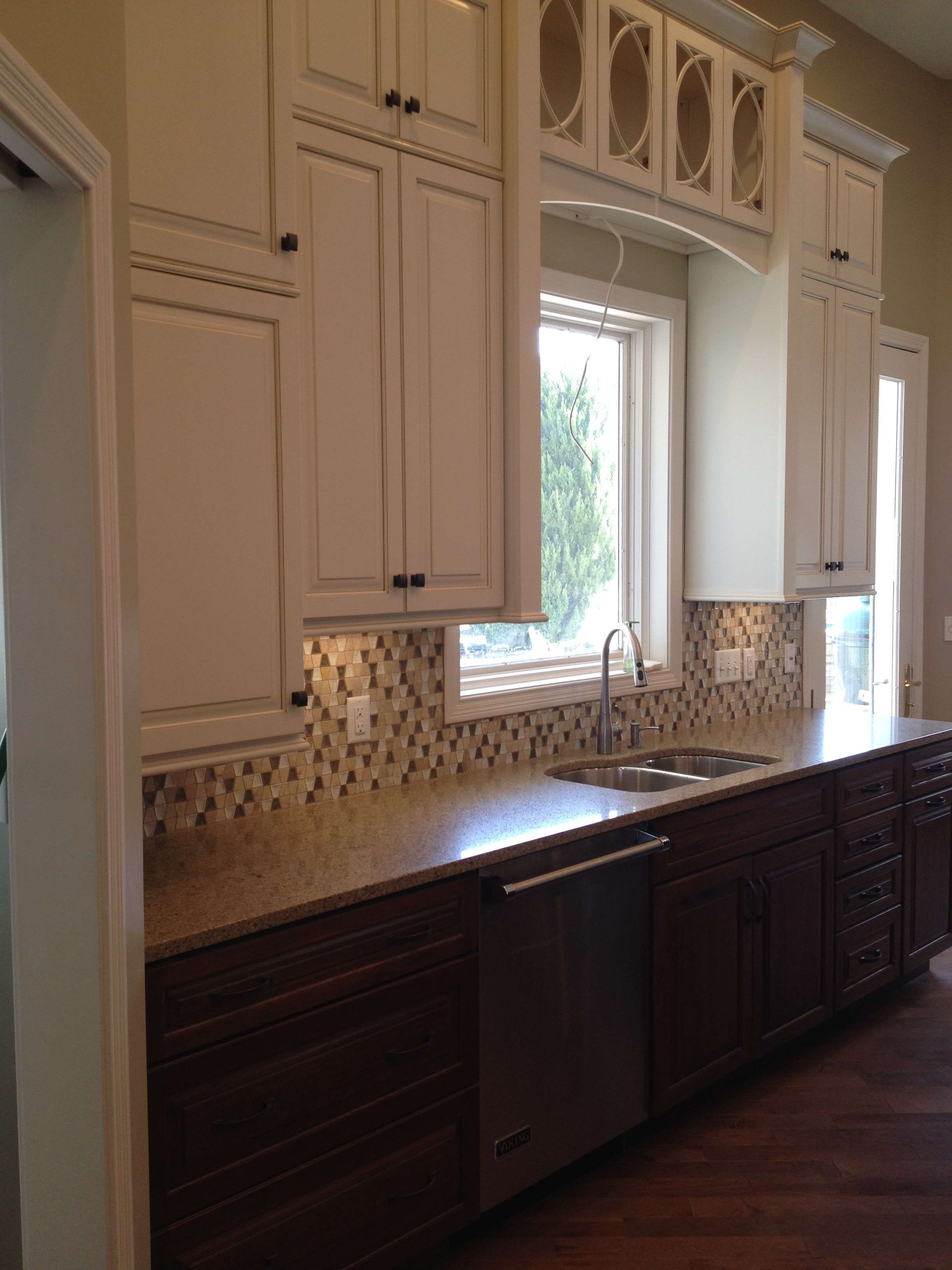 Kitchen Cabinets Two Toned Rci Interior Design