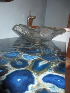 starfish blue agate